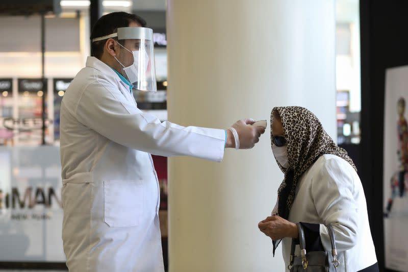 Iran, China emphasize cooperation in coronavirus battle - Iran presidency
