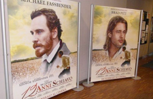 '12 Years a Slave' PosterGate Ends With Italian Distributor Apologizing for Distraction