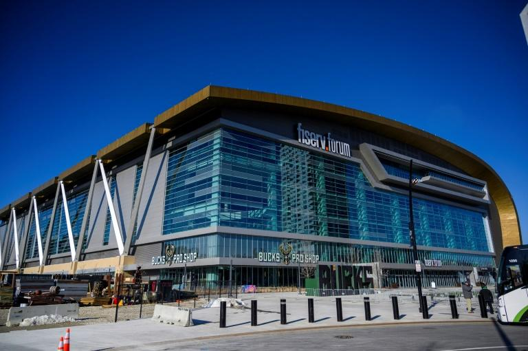 The Fiserv Forum is due to host the delayed Democratic National Convention in Milwaukee, Wisconsin