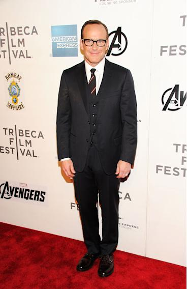 """Marvel's The Avengers"" Premiere - Inside Arrivals - 2012 Tribeca Film Festival"