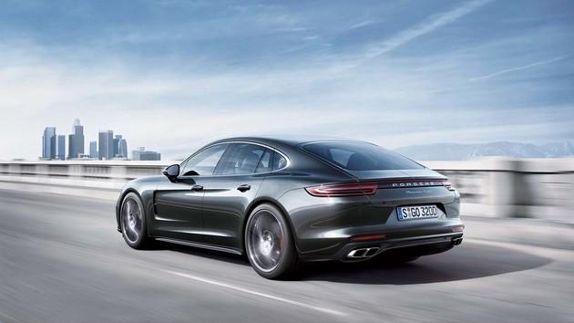 更帥、更快第二代大改款Porsche Panamera