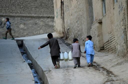 A shortage of rain and snow, a booming population and wasteful consumption have drained the Afghan capital's water basin and sparked a race to the bottom as households and businesses bore deeper and deeper wells in search of the precious resource