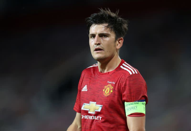 Solskjaer says Maguire will retain captain's armband at Man Utd