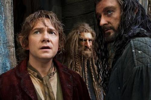 'Hobbit' Looks Huge As Bilbo Bags $31M on First Day at U.S. Box Office