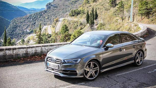 2015 Audi S3, a small slice of Monaco: Motoramic Drives