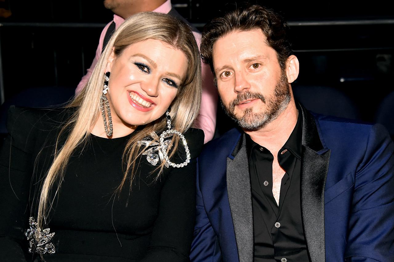 """<strong>""""I have children, and how one makes children is generally what I do before bed — that's not a lie.""""</strong>  — Kelly Clarkson, on her bedtime routine being less about removing makeup and more about <a href=""""https://people.com/music/kelly-clarkson-talks-sex-life-frequency/"""">removing clothes</a>, during a <a href=""""https://www.youtube.com/watch?v=R6IhwN88hI0"""">digital exclusive segment</a> of Clarkson's new syndicatedtalk show with <em>The Voice</em> season 14 winnerBrynn Cartelli"""