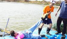 Youtuber艾瑞絲化身比基尼美人魚首錄《綜藝新時代》!猛脫浩子褲子狂喊救命