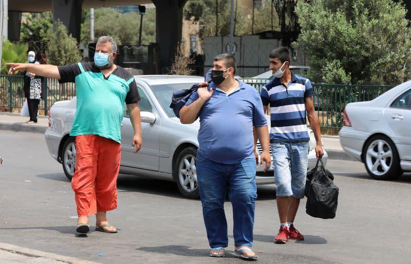 Lebanon orders two-week shutdown after COVID-19 surge