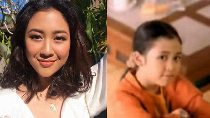 Beda Penampilan 7 Seleb Saat Jadi Bintang Iklan. (Sumber: Instagram.com/sherinasinna dan Instagram.com/parawiraindonesia)