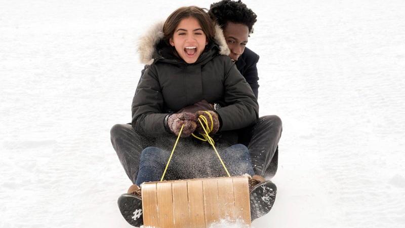 Let It Snow on Netflix