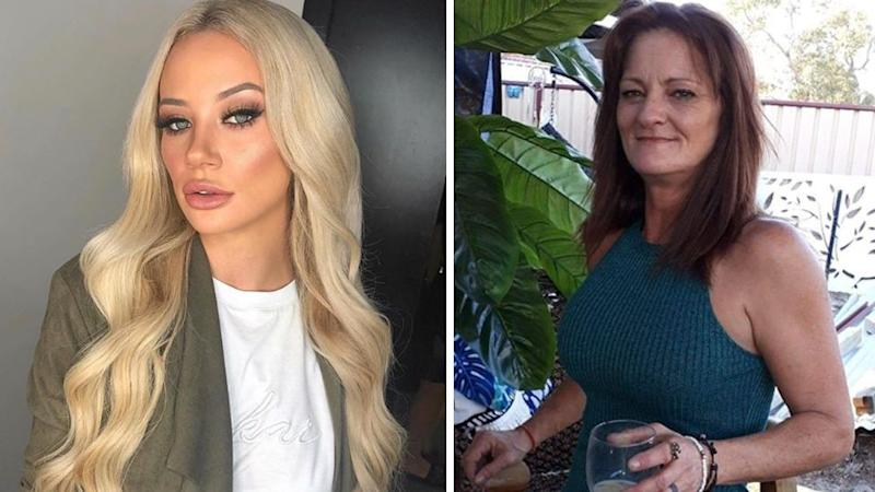 Married At First Sight star Jessika Power has broken her silence about her mum, Melinda Mackenzie