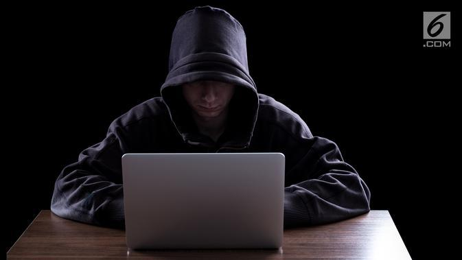 Ilustrasi Hacker (iStockPhoto)