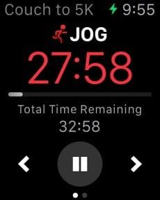 best fitness apps apple watch couch to 5k2