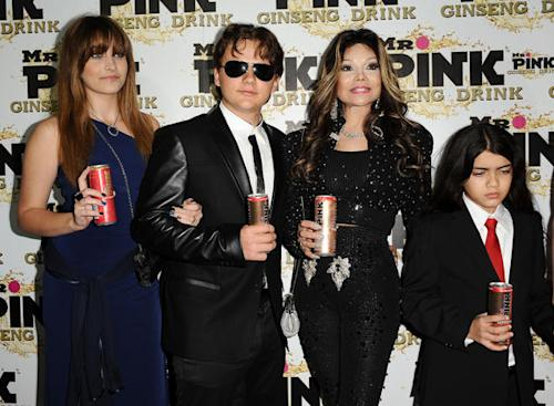 Michael Jackson's Kids Step Out, Looking Sharp, In Rare Public Appearance Together