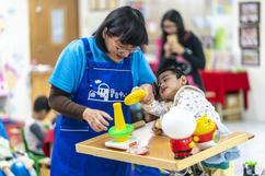 五倍券做公益-幫助孩子早期療育
