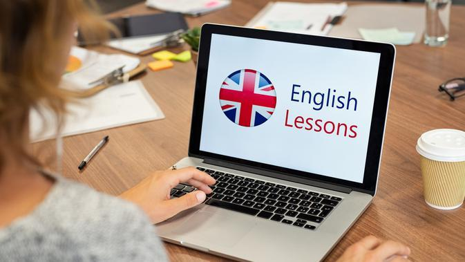 Situs Belajar Bahasa Inggris Online (sumber: iStockphoto)