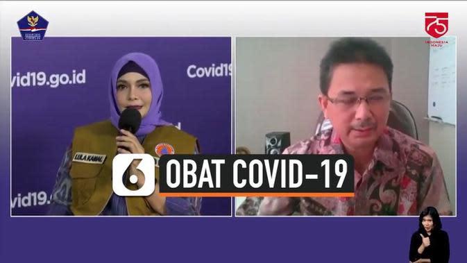 VIDEO: Banyak Pasien Sembuh, Ternyata Ini Obat Covid-19 di Indonesia