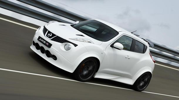 First production Nissan Juke-R with 545 hp rolls home for $645,000