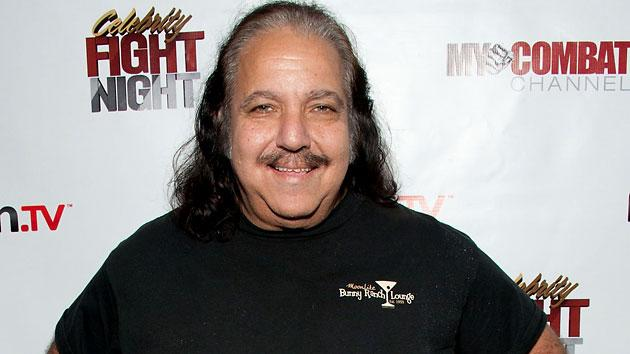 Porn star and movie icon Ron Jeremy hospitalized, in critical condition