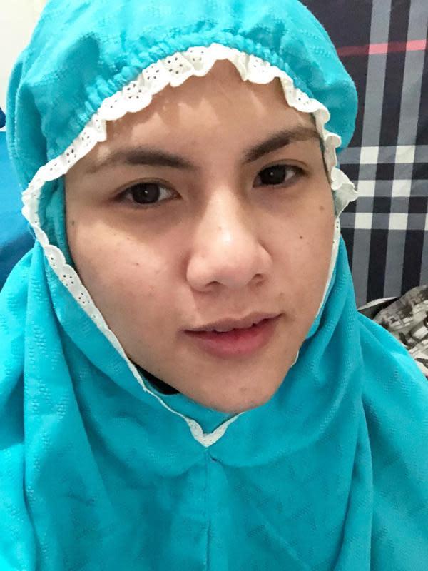 Potret Transformasi Evelyn Mantan Istri Aming. (Sumber: Instagram.com/evelinnnadaanjani)