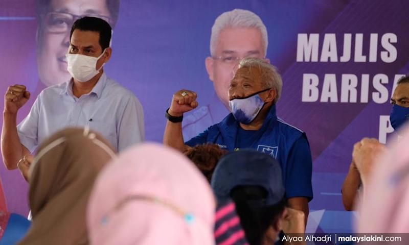 Report: Shafie's slogan resembles phrase used by the Philippines - Bung
