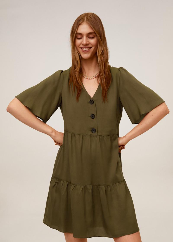 Lyocell short dress