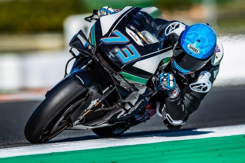 Alex Marquez soal hari pertamanya sebagai pebalap MotoGP