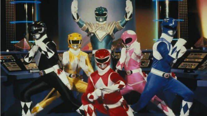 Sinopsis Power Rangers, Superhero Favorit Beraksi Kembali