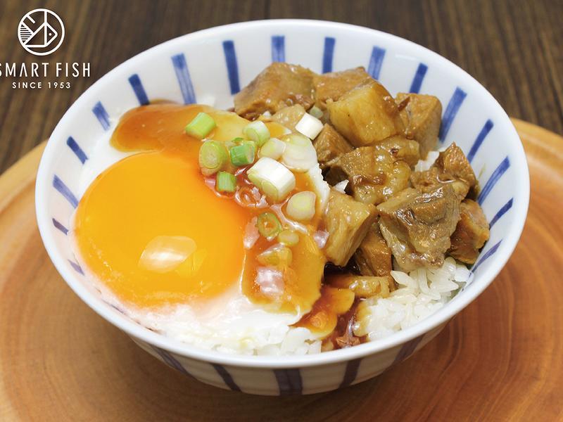 太陽蛋滷肉飯