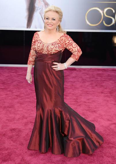 85th Annual Academy Awards - Arrivals:Jacki Weaver