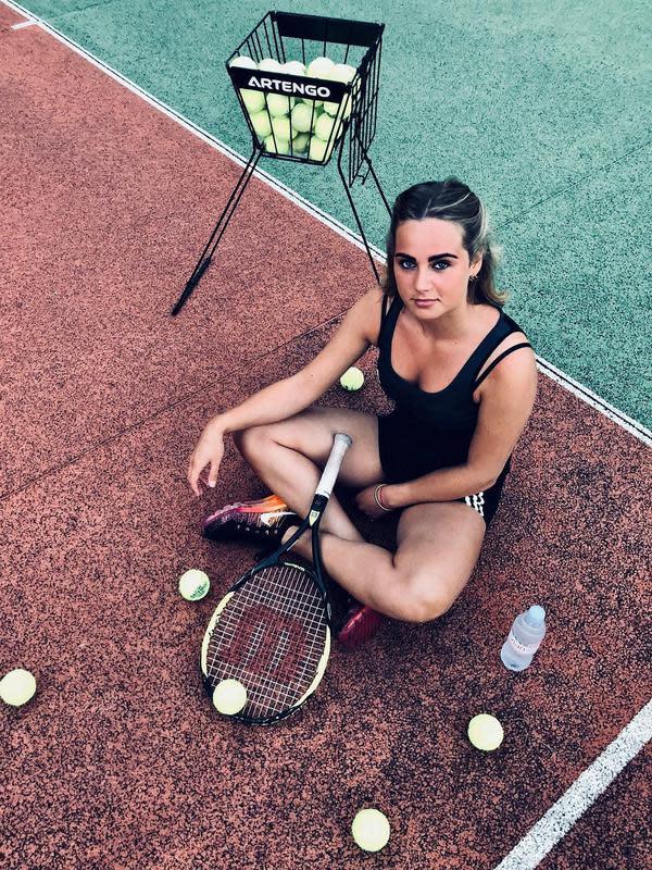 Estelle Bergkamp. (foto: instagram.com/estellebergkamp)