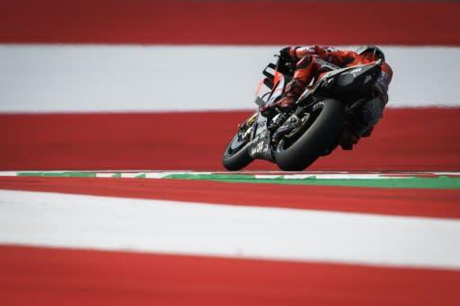 Jorge Lorenzo showed the Ducati power as he won in Austria
