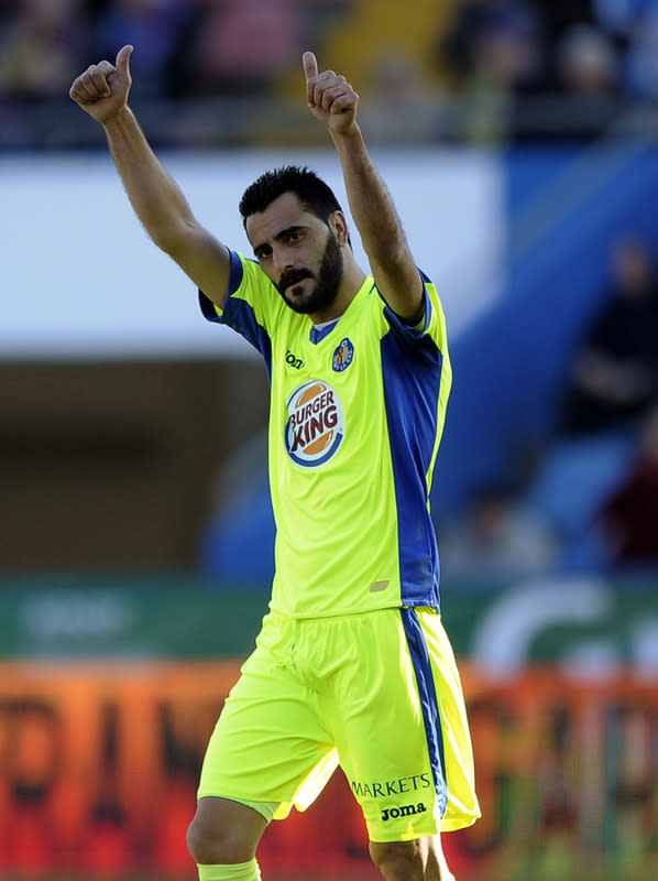 Ex-Spain striker Daniel Guiza may set the M-League alight next season. (AFP file photo)