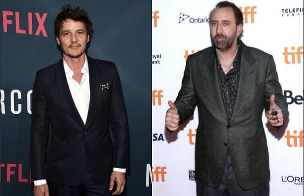 Pedro Pascal in Talks to Join Nicolas Cage in 'The Unbearable Weight of Massive Talent' (Exclusive)