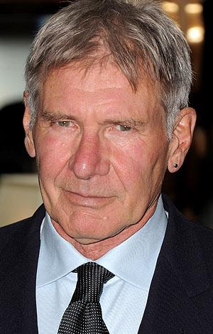 Why Harrison Ford pierced his ear