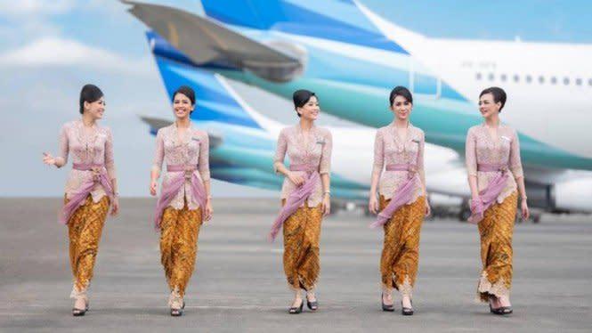 Wow, Garuda Indonesia Beri Tiket Promo 45 Persen ke 5 Kota