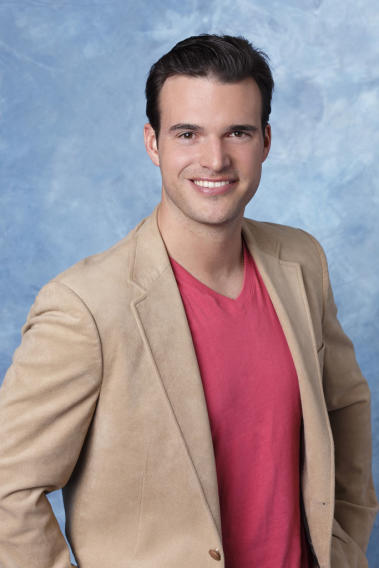 """The Bachelorette"" Season 9 - Brian"