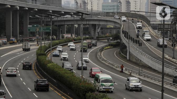 Dishub DKI: Penumpang Kendaraan AKAP Turun 44 Persen Saat PSBB