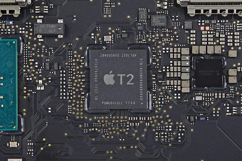 Apple's T2 Coproccesor