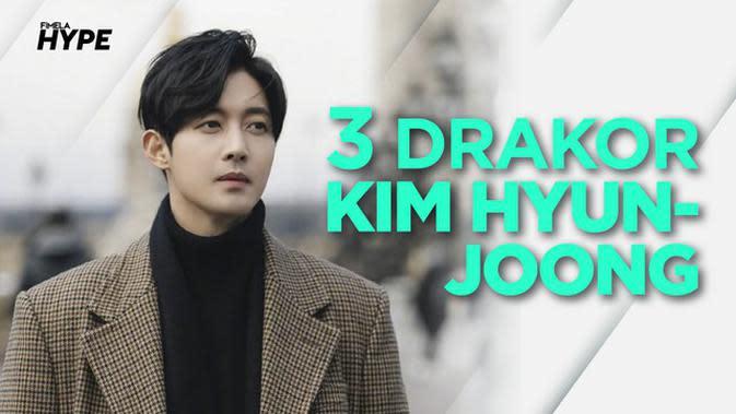 Deretan Drakor yang Dibintangi Kim Hyun Joong