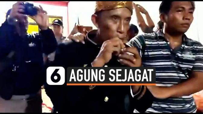 VIDEO: Lima Abdi Dalem Keraton Agung Sejagat Ditangkap