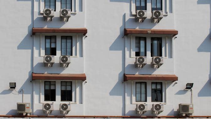 Ilustrasi air conditioner (AC). (dok. pixabay/terimakasih0)