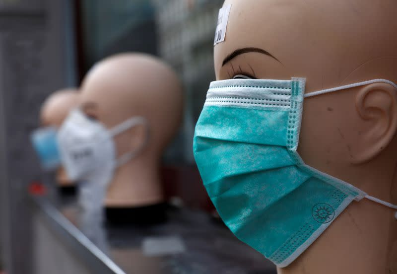 Germany to buy 'unbelievable amount' of facemasks - TV