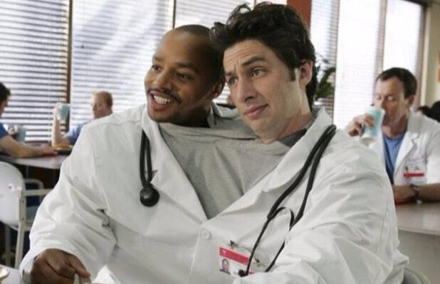 Relive Every 'Scrubs' Episode With Stars Zach Braff, Donald Faison in New Podcast (Audio)