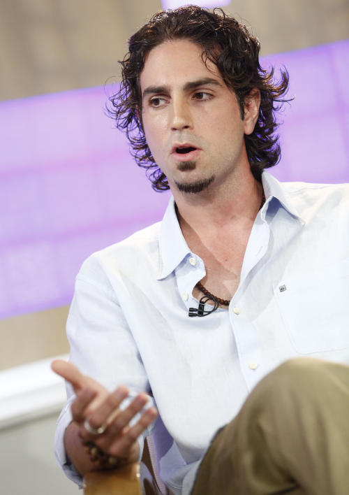 "This image released by NBC shows choreographer Wade Robson during an interview Thursday, May 16, 2013 on the ""Today"" show in New York. Robson, who testified that Michael Jackson never abused him as a child, filed a claim against the singer's estate claiming years of abuse by the pop superstar. Robson claims he was abused by the pop superstar over a seven-year period. A Los Angeles judge said Thursday, June 6, that he was inclined to unseal portions of Robson's court filings alleging molestation by Jackson, but that certain details wouldn't be made public to protect the choreographer's privacy. (AP Photo/NBC, Peter Kramer, file)"