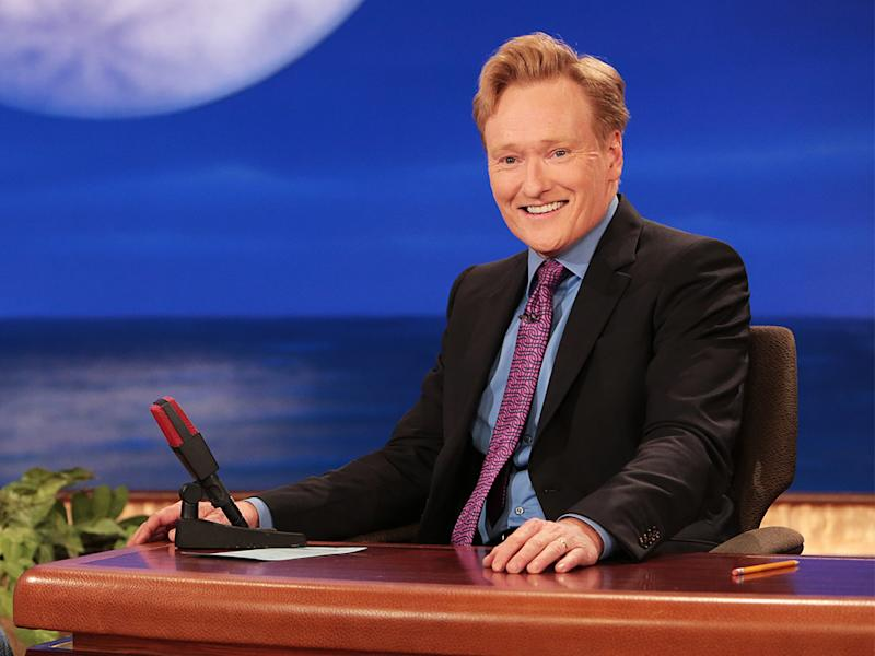 'Conan' Catches FCC's Ire for Use of Emergency Alert Sounds