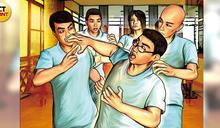 超渣蘿莉控3/惡男自爆「為求減刑住精神病院」 一句「根本陰屍路」破功