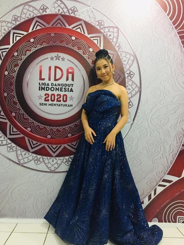 Diyah LIDA (Sumber: Instagram/diyah_lida2020)
