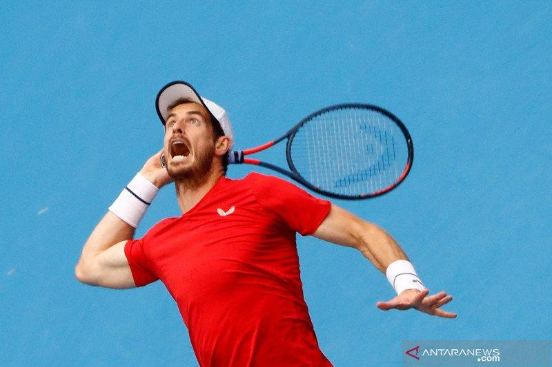 Andy Murray ayunkan lagi raket Juni ini
