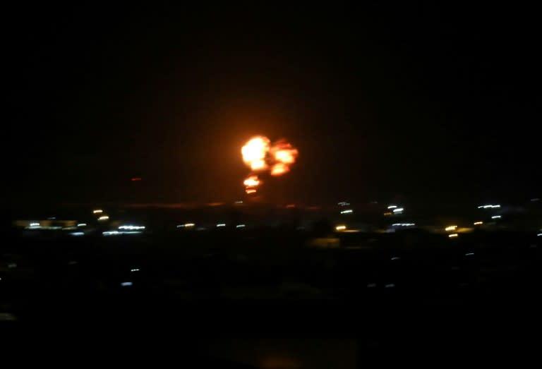 Israel warns Hamas of war as Egypt seeks to ease tensions